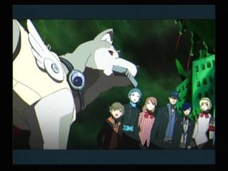 Scene from Persona 3