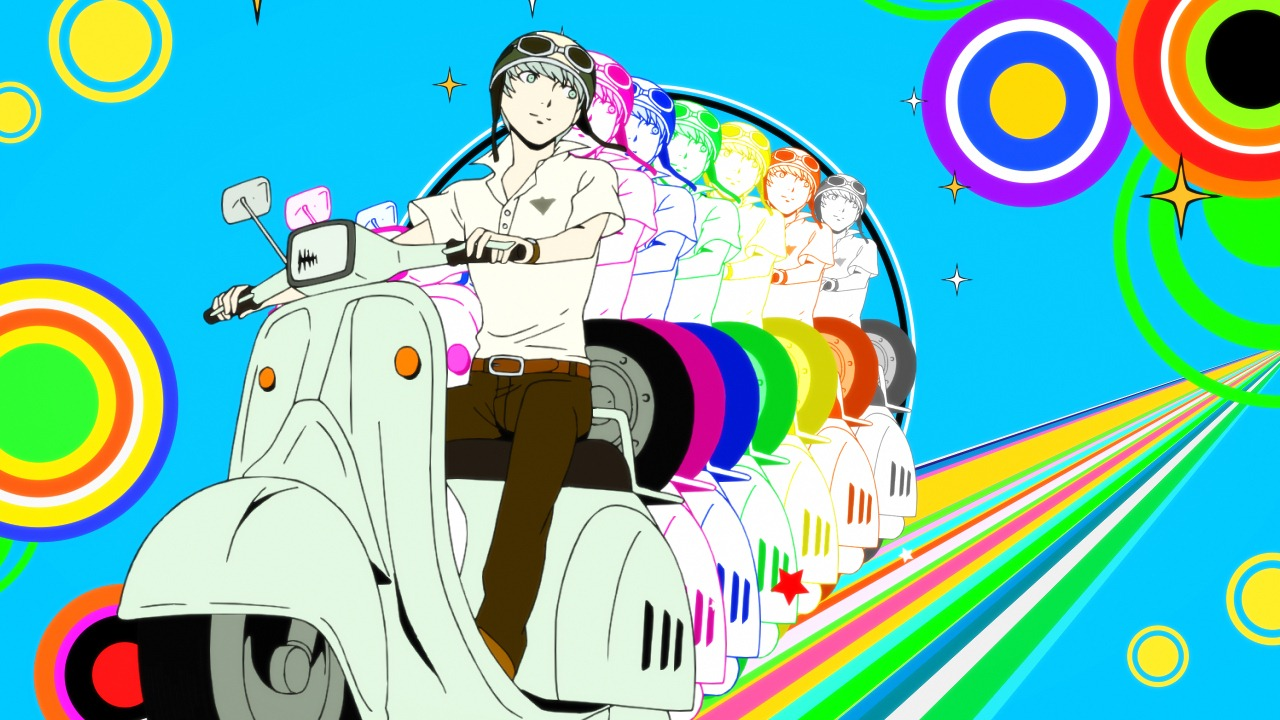 Persona 4 the Golden Opening