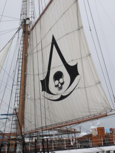 Assassin's Creed tall ship for Assassin's Creed IV makes me happy