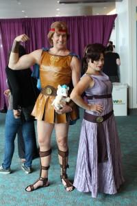 Hercules and Megara